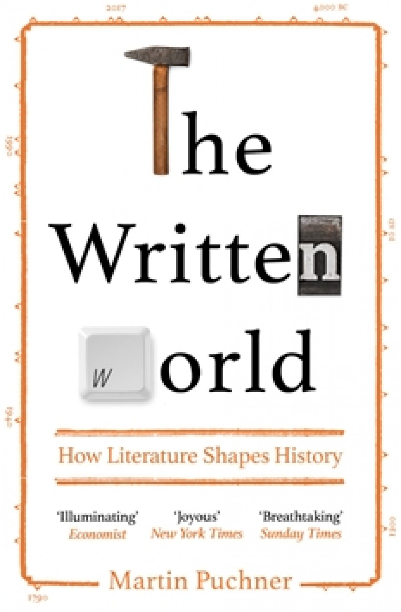 Written World: How Literature Shaped History
