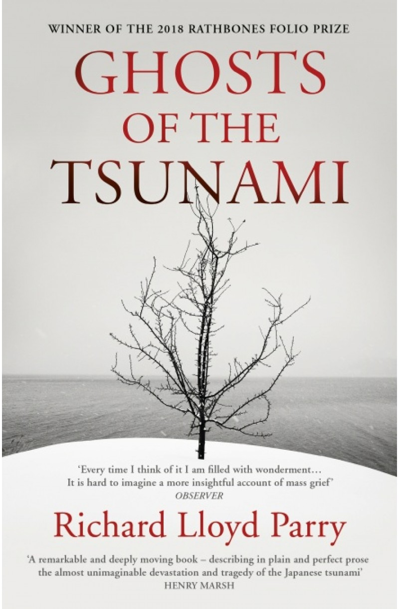 Ghosts of the Tsunami: Death and Life in Japan's Disaster Zone (Winner of the 2018 Rathbones Folio Prize)