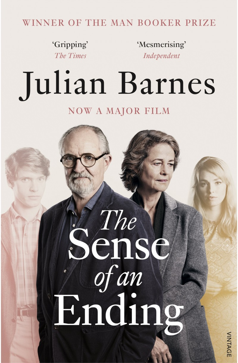 Sense of an Ending (Winner of the Booker Prize 2011) - Film tie-in