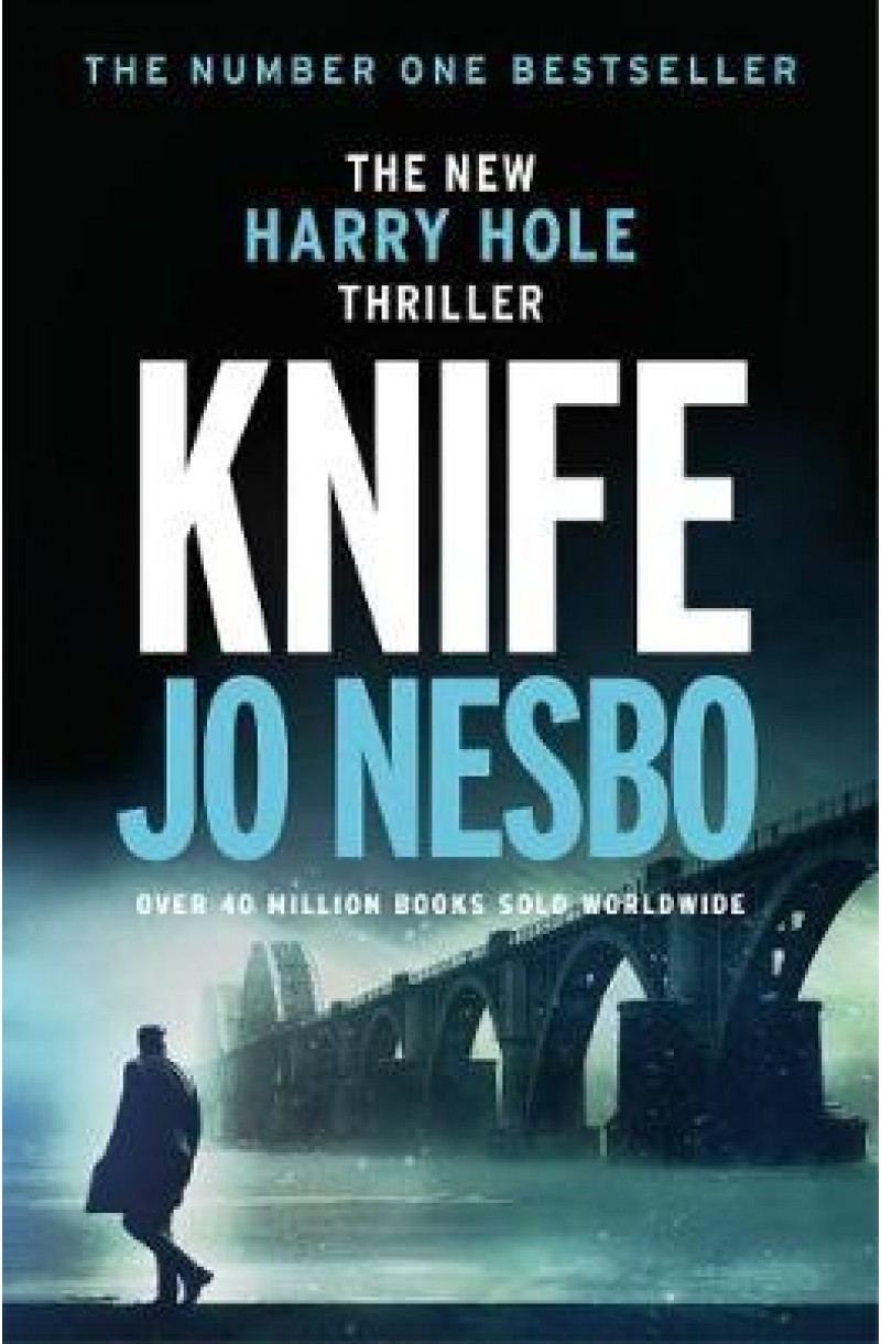 Knife (Harry Hole) (editie de buzunar)