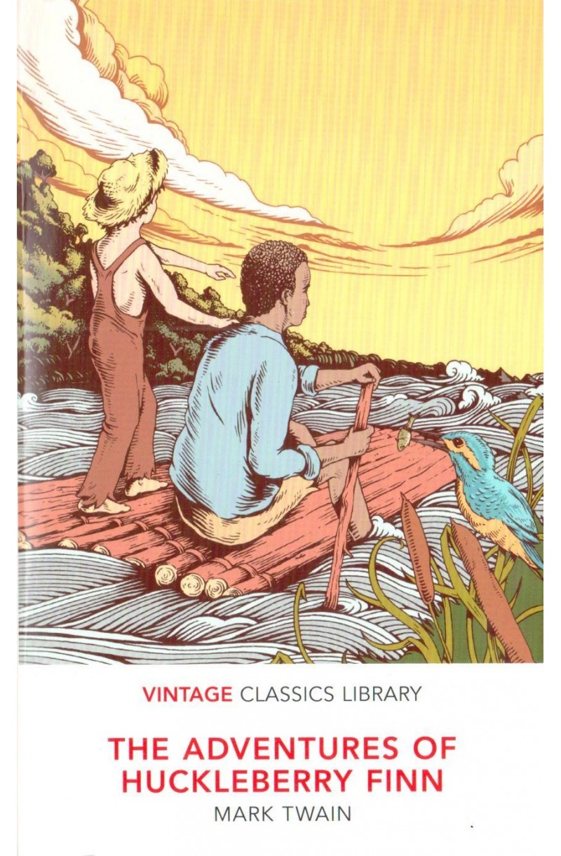 Adventures of Huckleberry Finn (Vintage Classics Library)