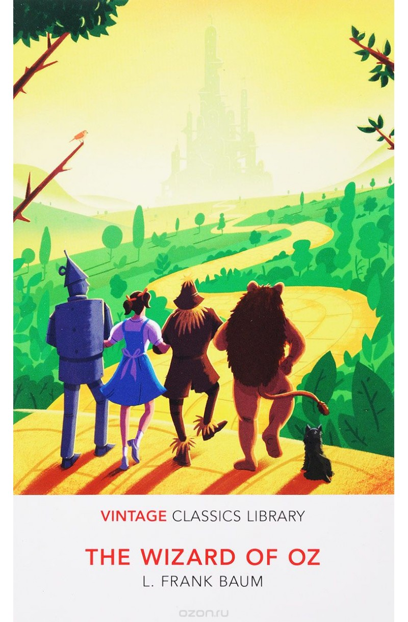 Wizard of Oz (Vintage Classics)
