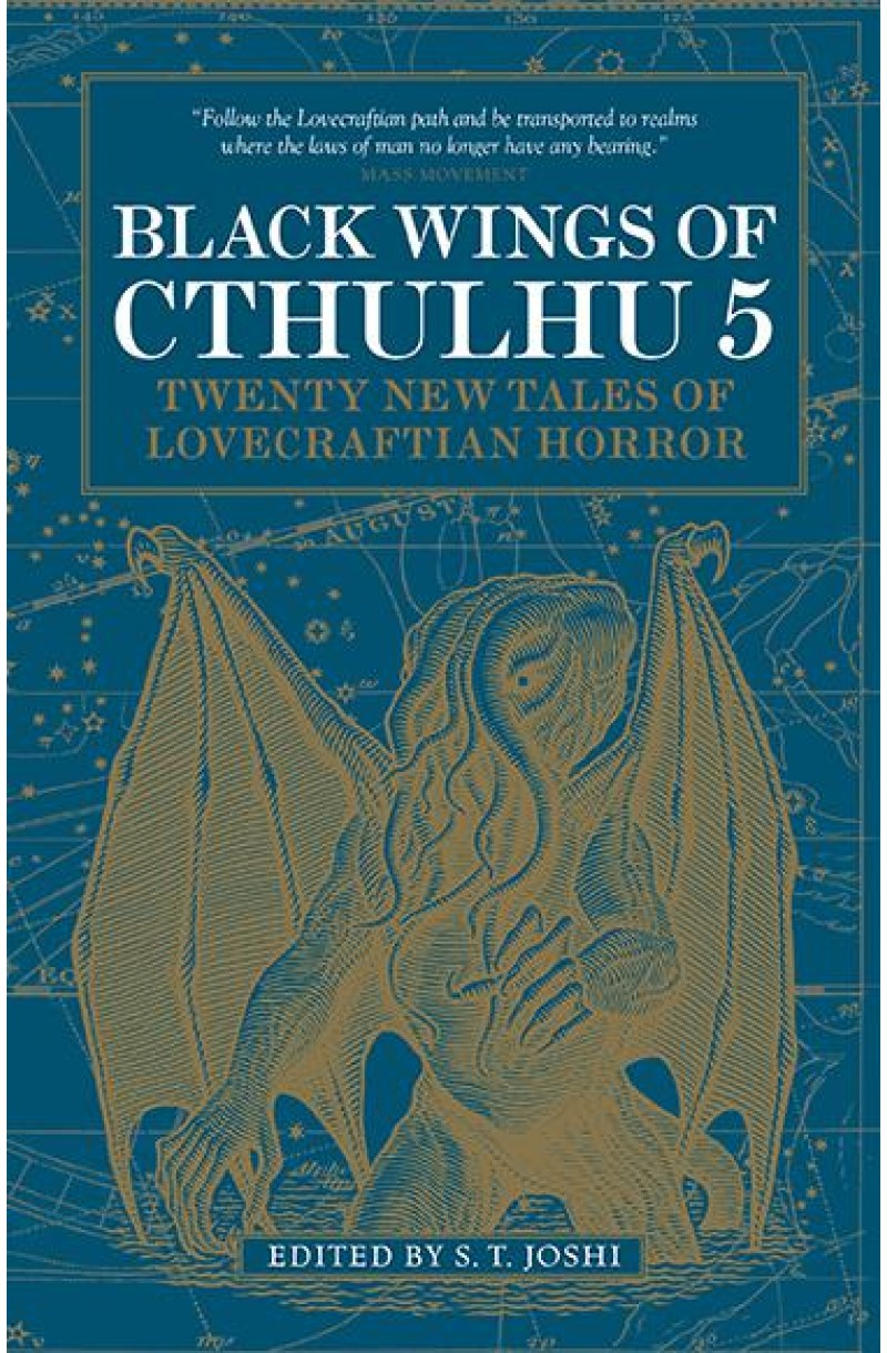 Black Wings of Cthulhu: New Tales of Lovecraftian Horror. Vol. 5