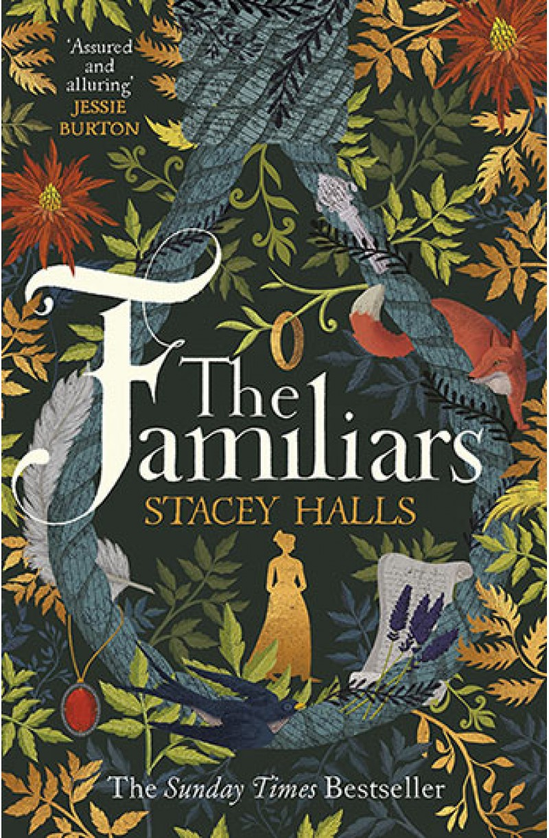 Familiars (Shortlisted for the The British Book Award for Debut 2020)