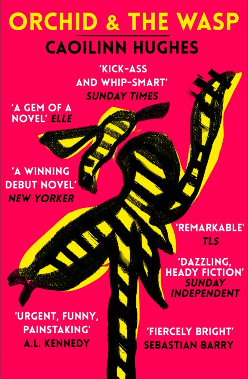 Orchid & the Wasp (Shortlisted for The London Magazine & Collyer Bristow Prize 2019)
