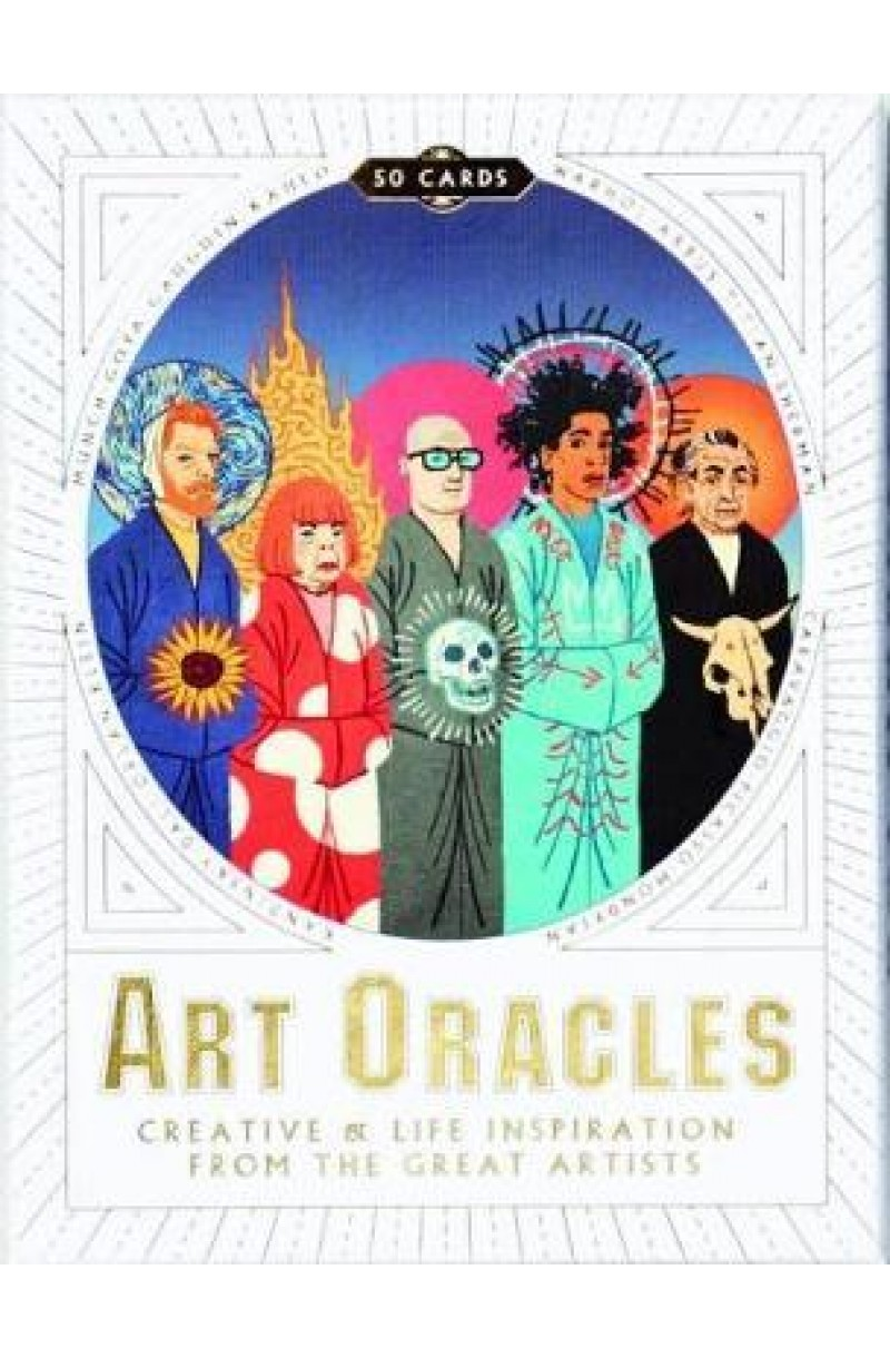 Art Oracle: Creative and Life Inspiration from the Great Artists