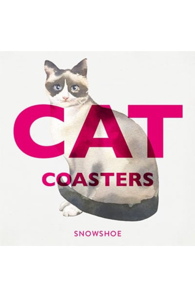 Cat Coaster (Gift Set)