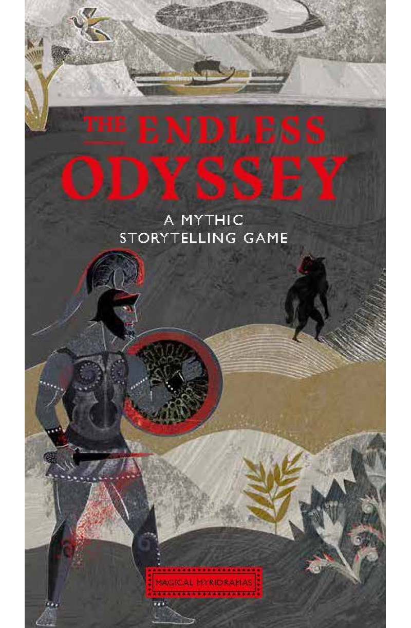 Endless Odyssey: A Mythic Storytelling Game