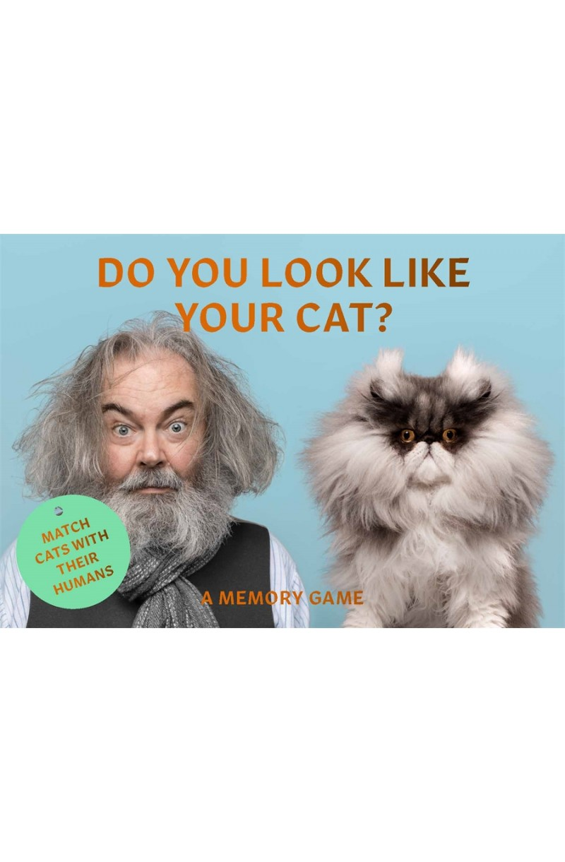 Do You Look Like Your Cat? : Match Cats with their Humans: A Memory Game