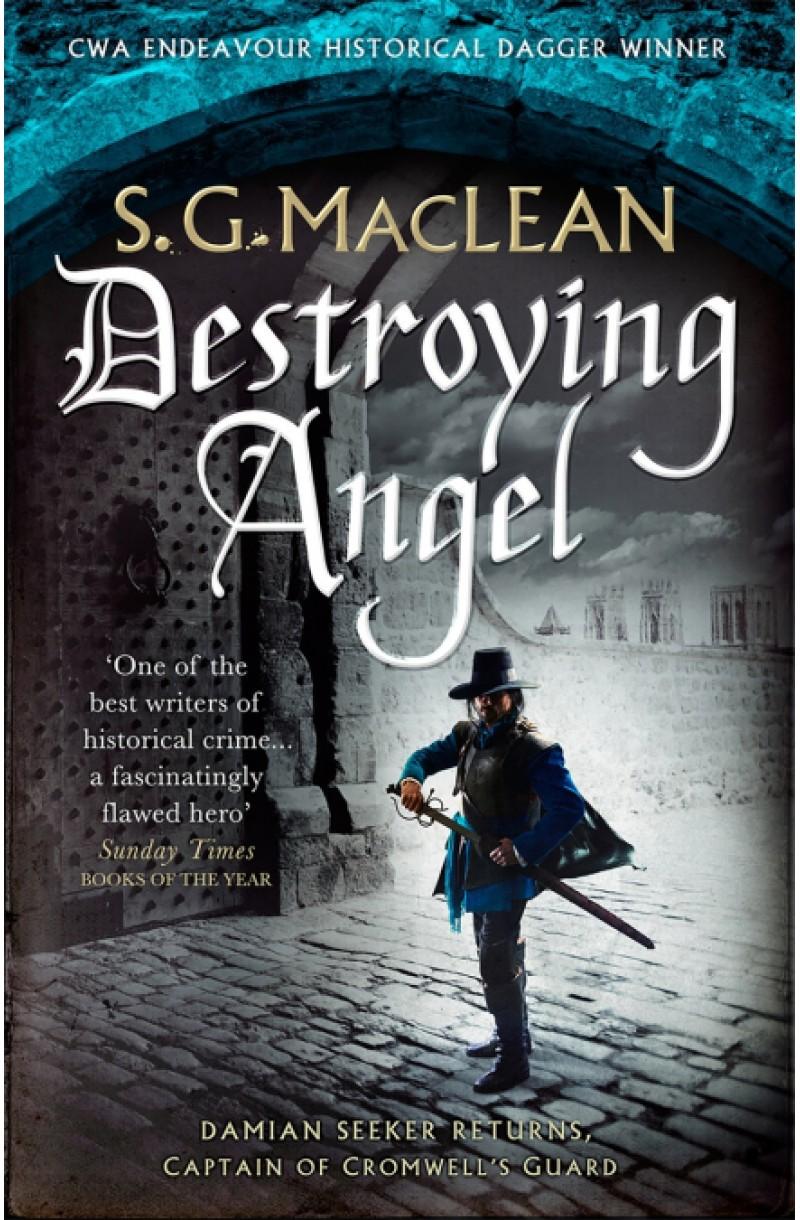 Seeker: Destroying Angel (Winner of the 2019 CWA Historical Dagger)