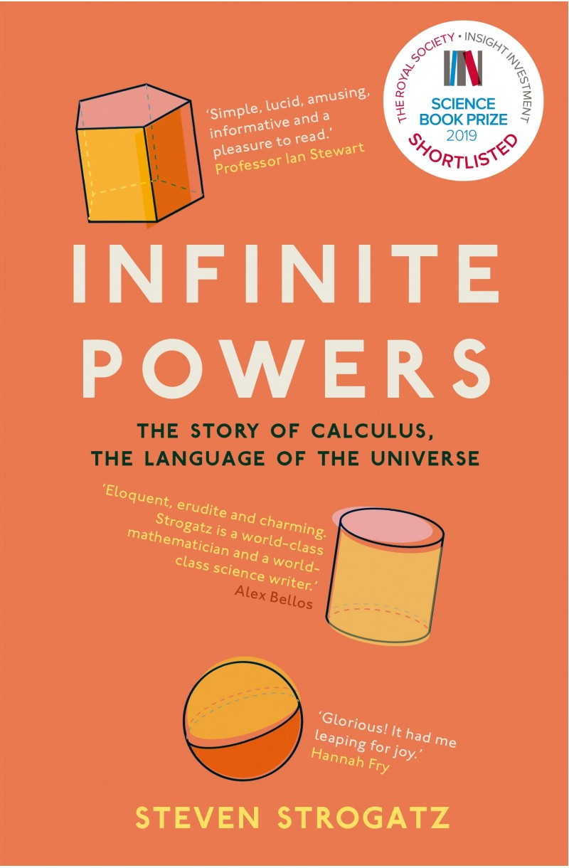 Infinite Powers: Story of Calculus - The Language of the Universe