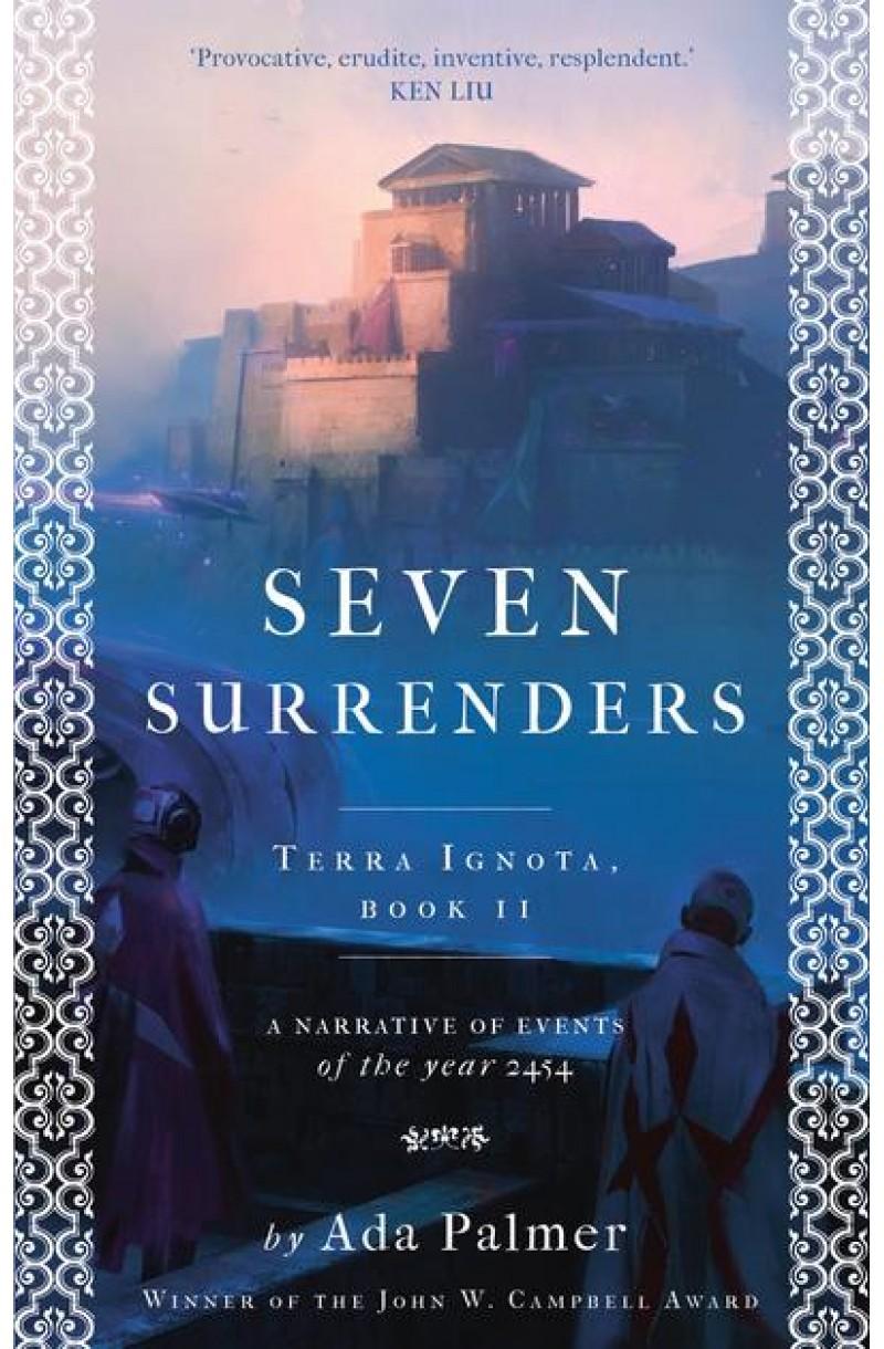 Terra Ignota 2: Seven Surrenders