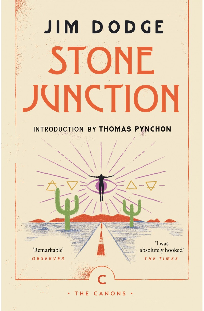 Stone Junction: An Alchemical Pot-Boiler