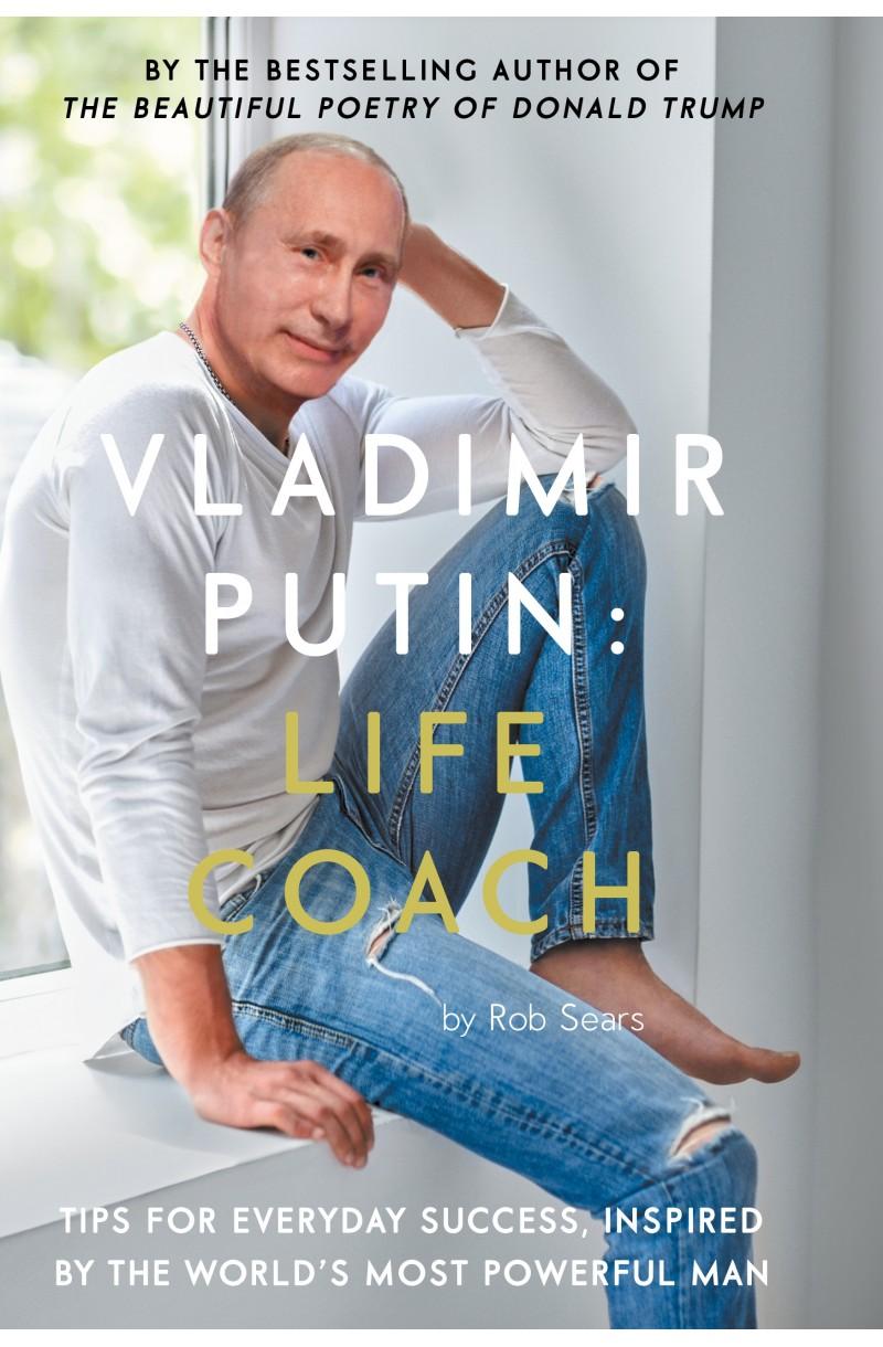Vladimit Putin: Life Coach (editie cartonata)