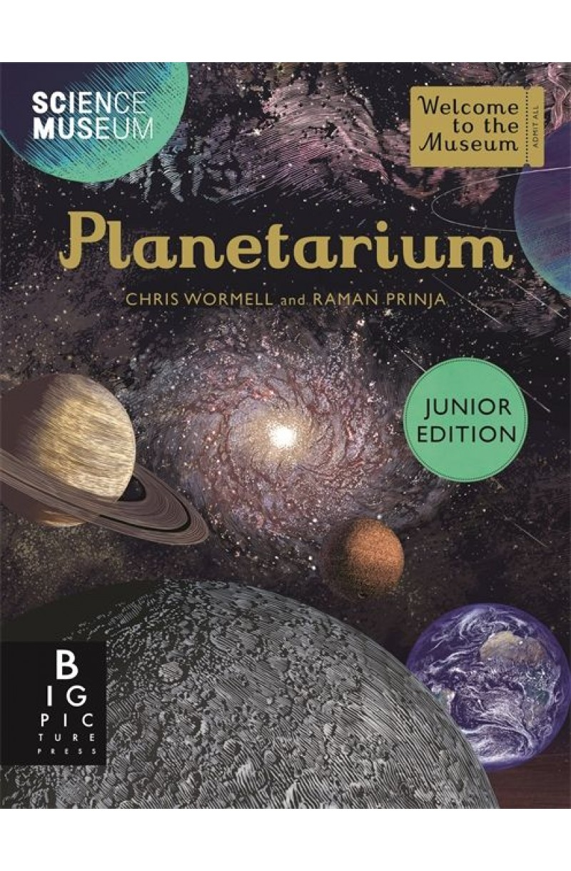 Planetarium Junior Edition (editie cartonata)