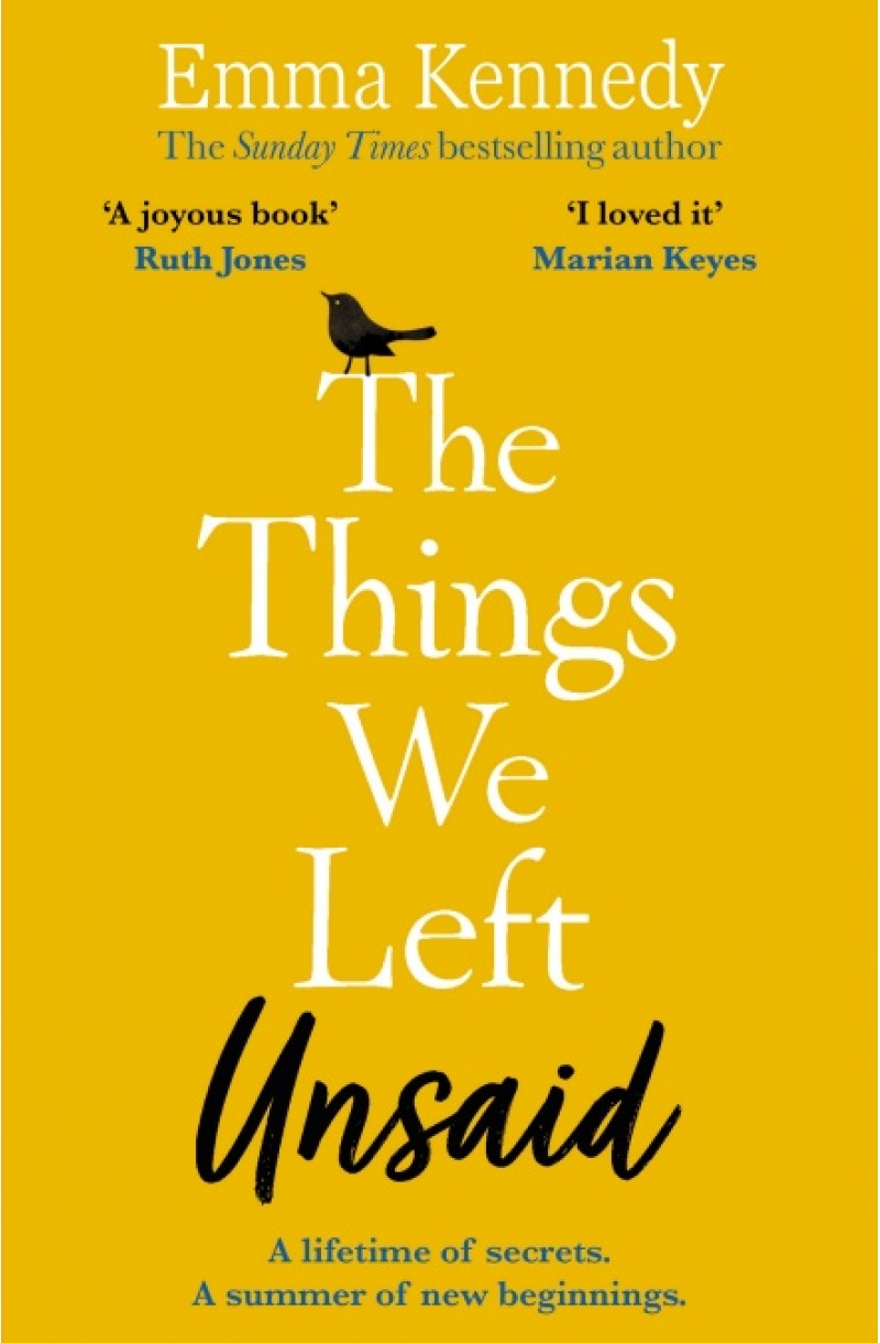 Things We Left Unsaid: An unforgettable story of love and family