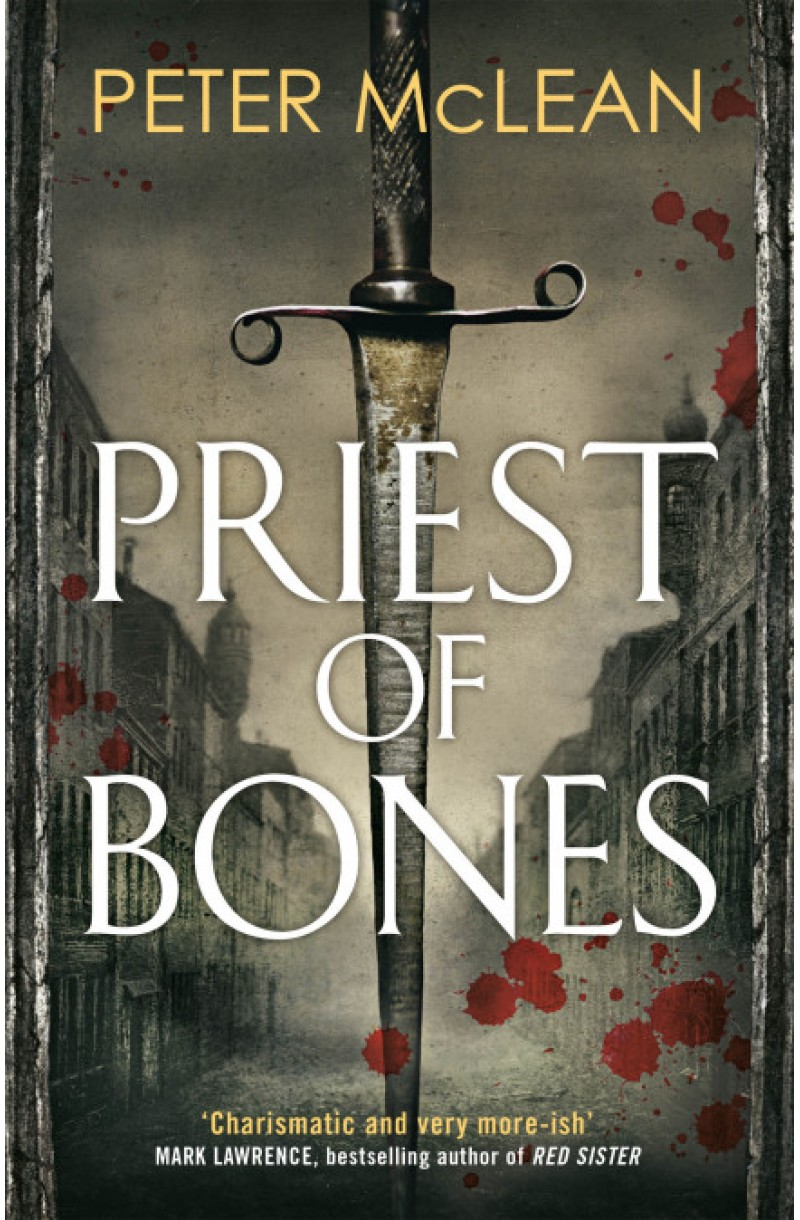 Priest of Bones (War for the Rose Throne Series)