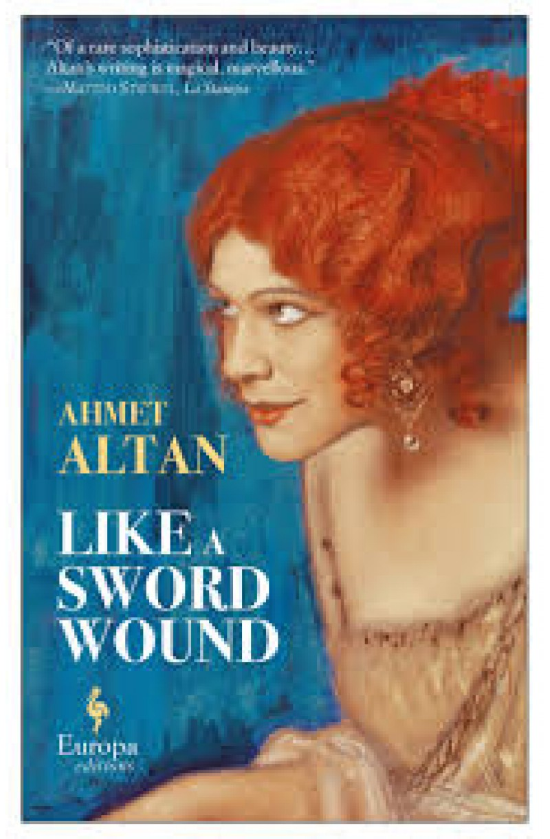 Like A Sword Wound (The Ottoman Quartet)