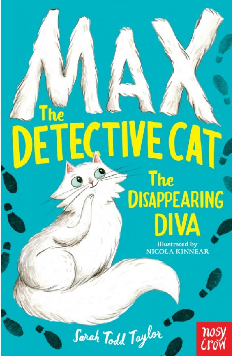 Max the Detective Cat: the Disapppearing Diva