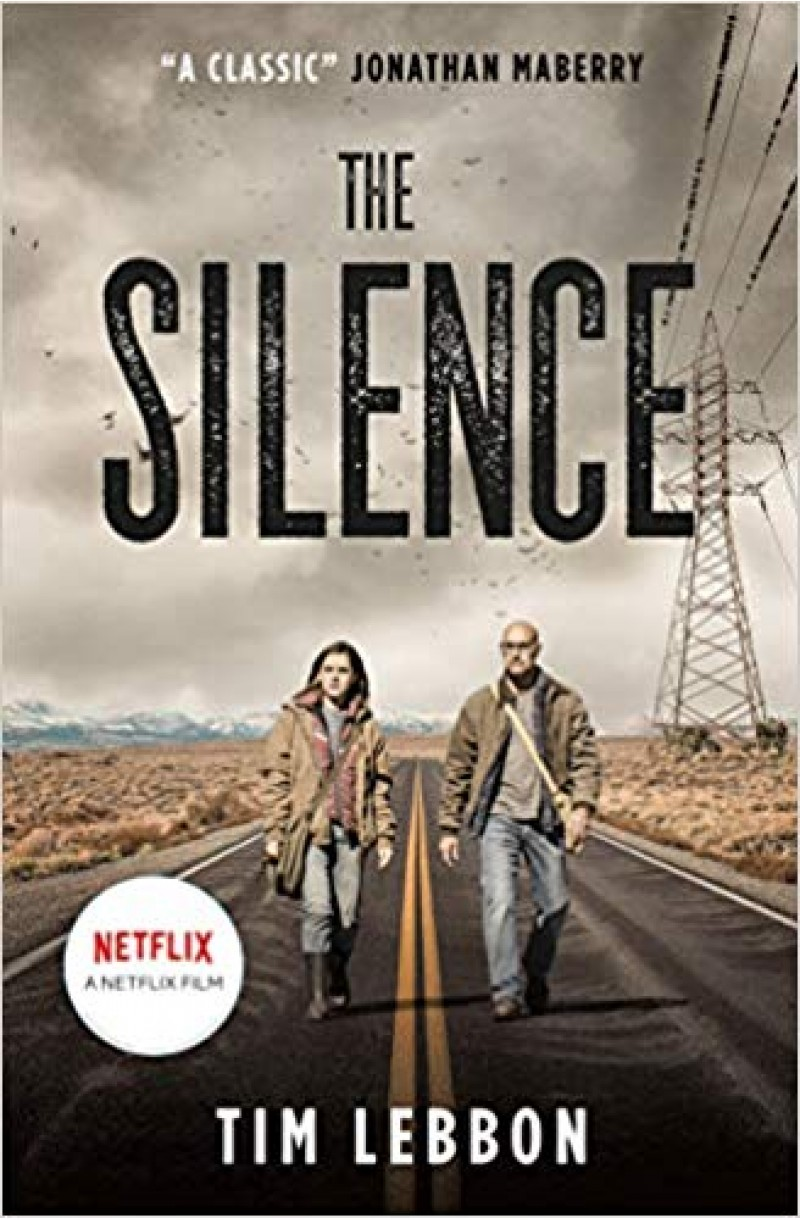 Silence (Movie Tie-in) (Tim Lebon)