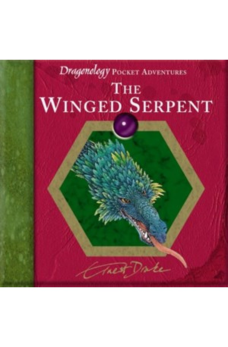 Winged Serpent (Dragonology Pocket Adventures)