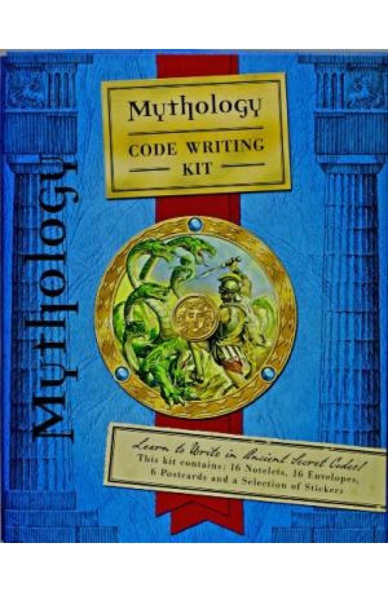 Mythology Code Writing Kit