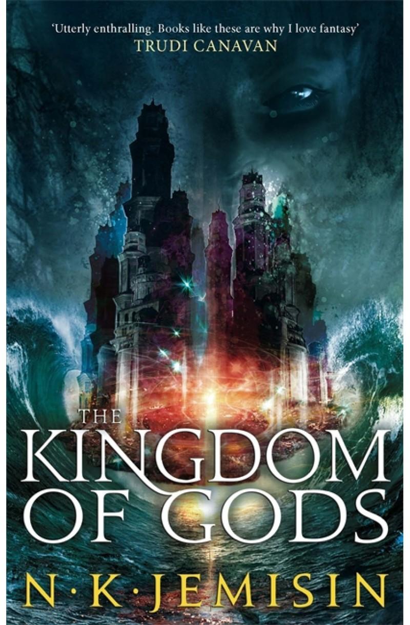 Inheritance Trilogy 3: Kingdom of Gods