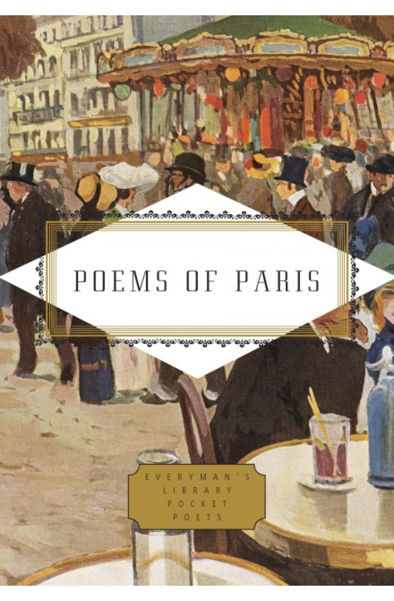 Poems of Paris (editie cartonata)