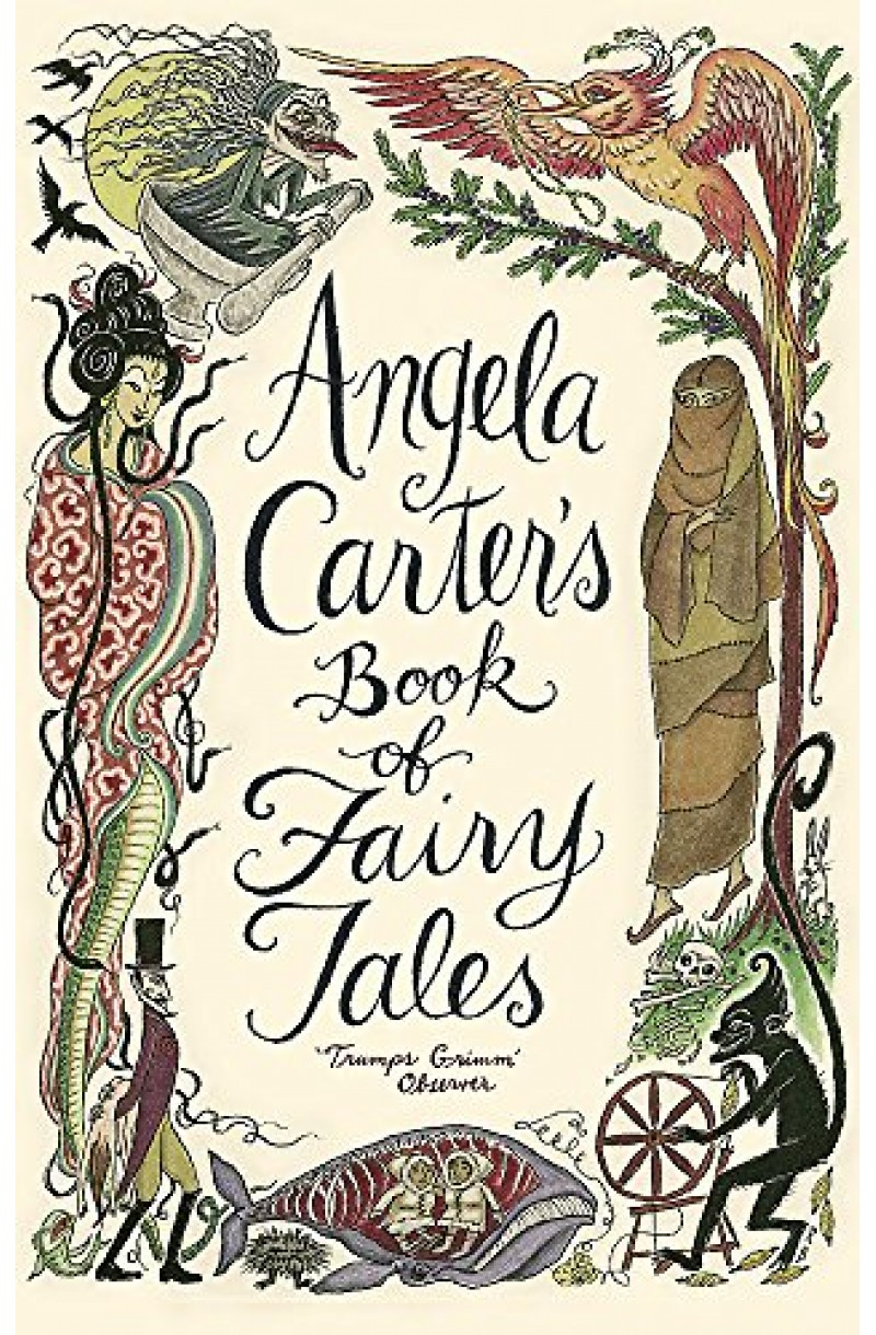 Angela Carter's Book Of Fairy Tales (editie cartonata)