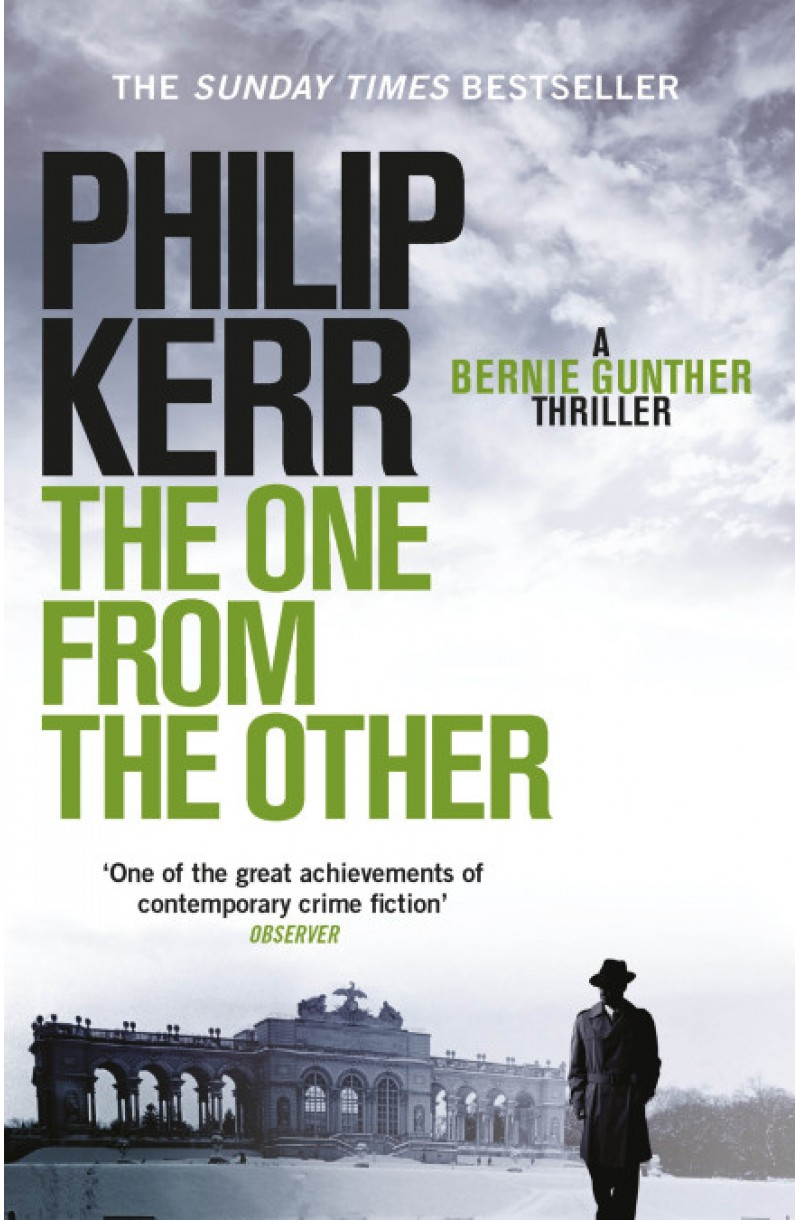 One from the Other: Bernie Gunther Thriller