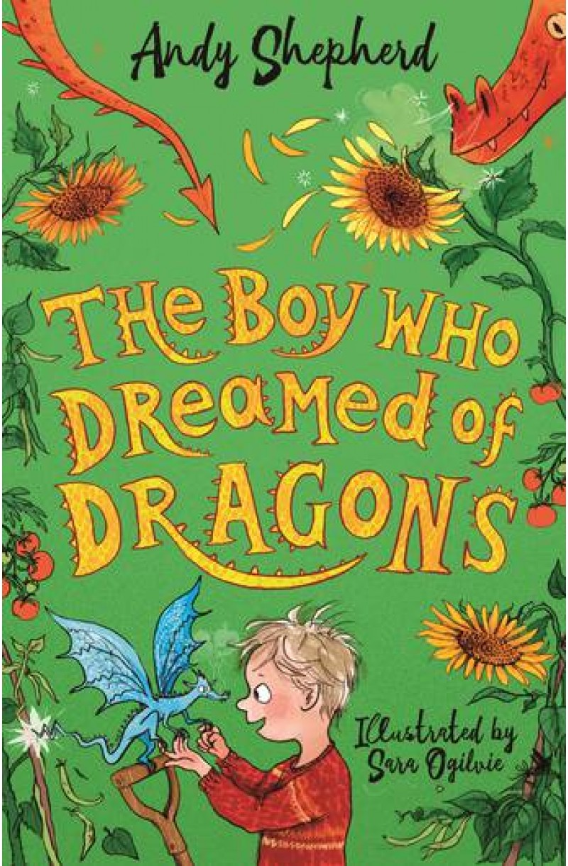 Boy Who Dreamed of Dragons