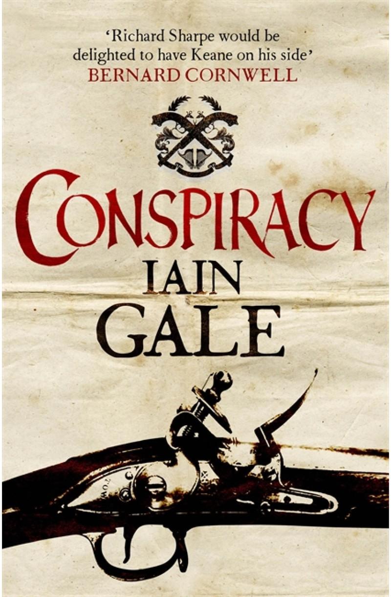 Keane 4: Conspiracy