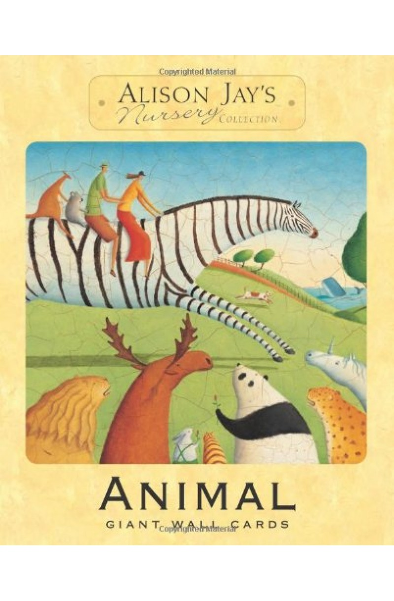 Animal: Giant Wall Cards