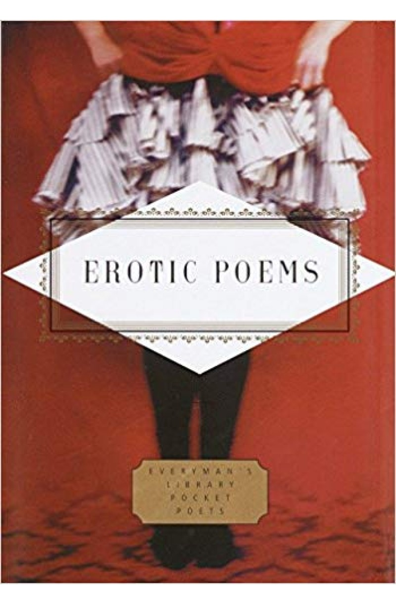 Erotic Poems: Selected Poems (editie cartonata)