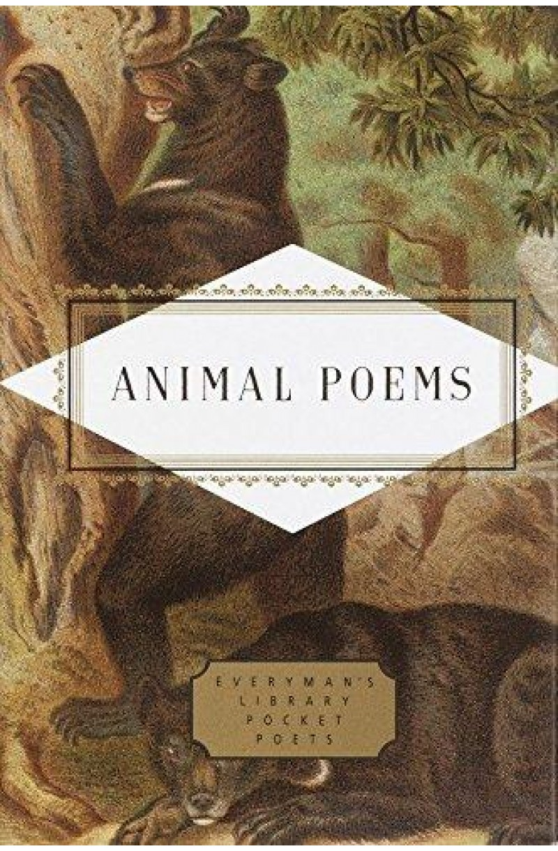 Animal Poems (editie cartonata)