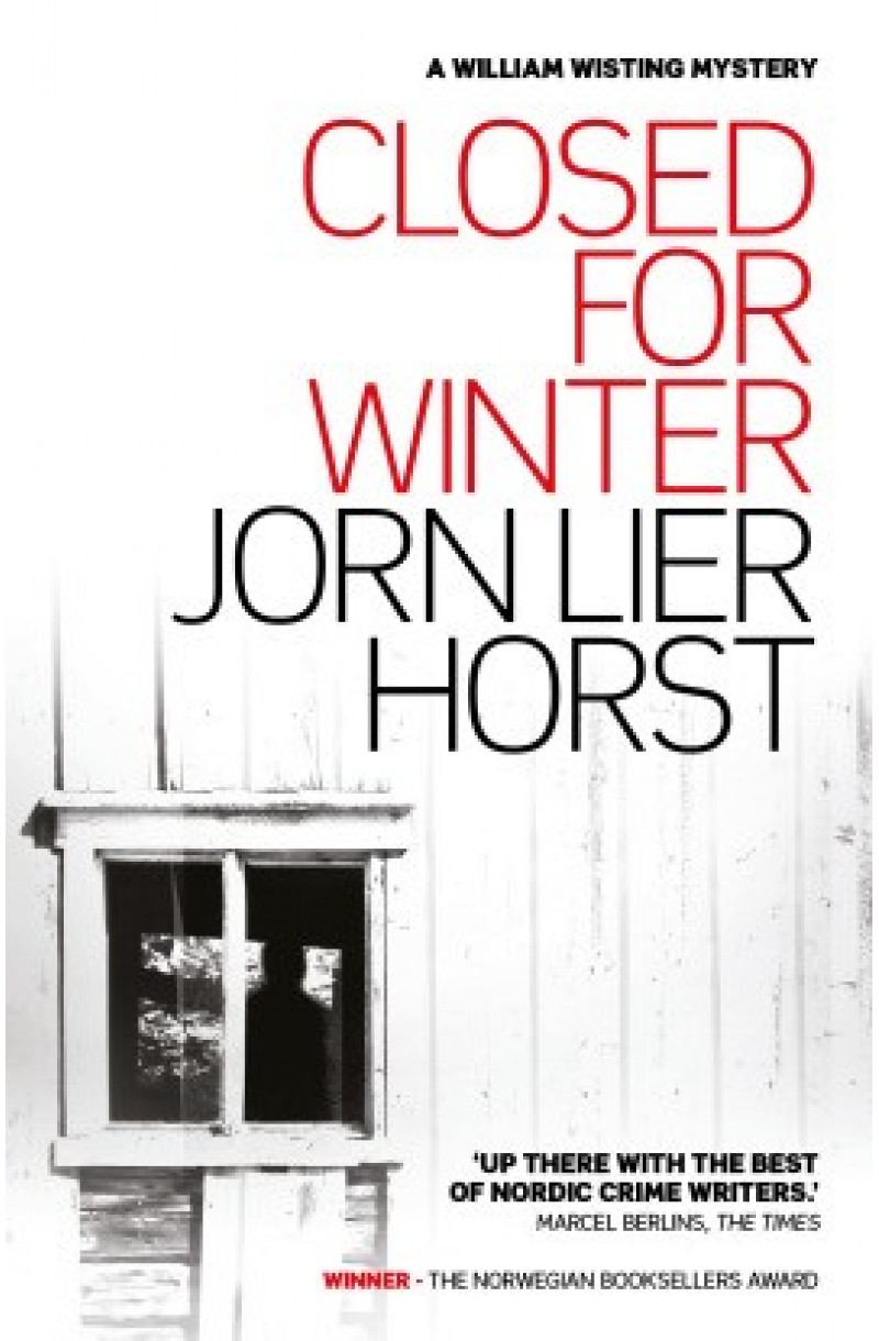 Closed for Winter: A William Wisting Mystery