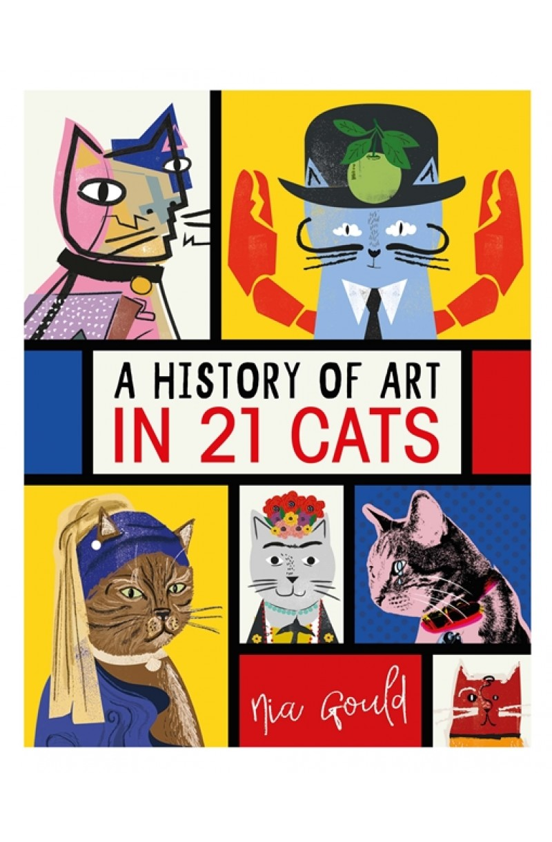 A History of Art in 21 Cats: From the Old Masters to the Modernists, the Moggy as Muse: an illustrated guide
