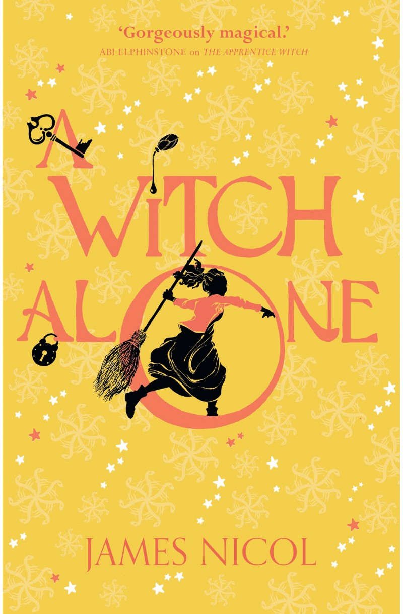 Apprentice Witch 2: A Witch Alone