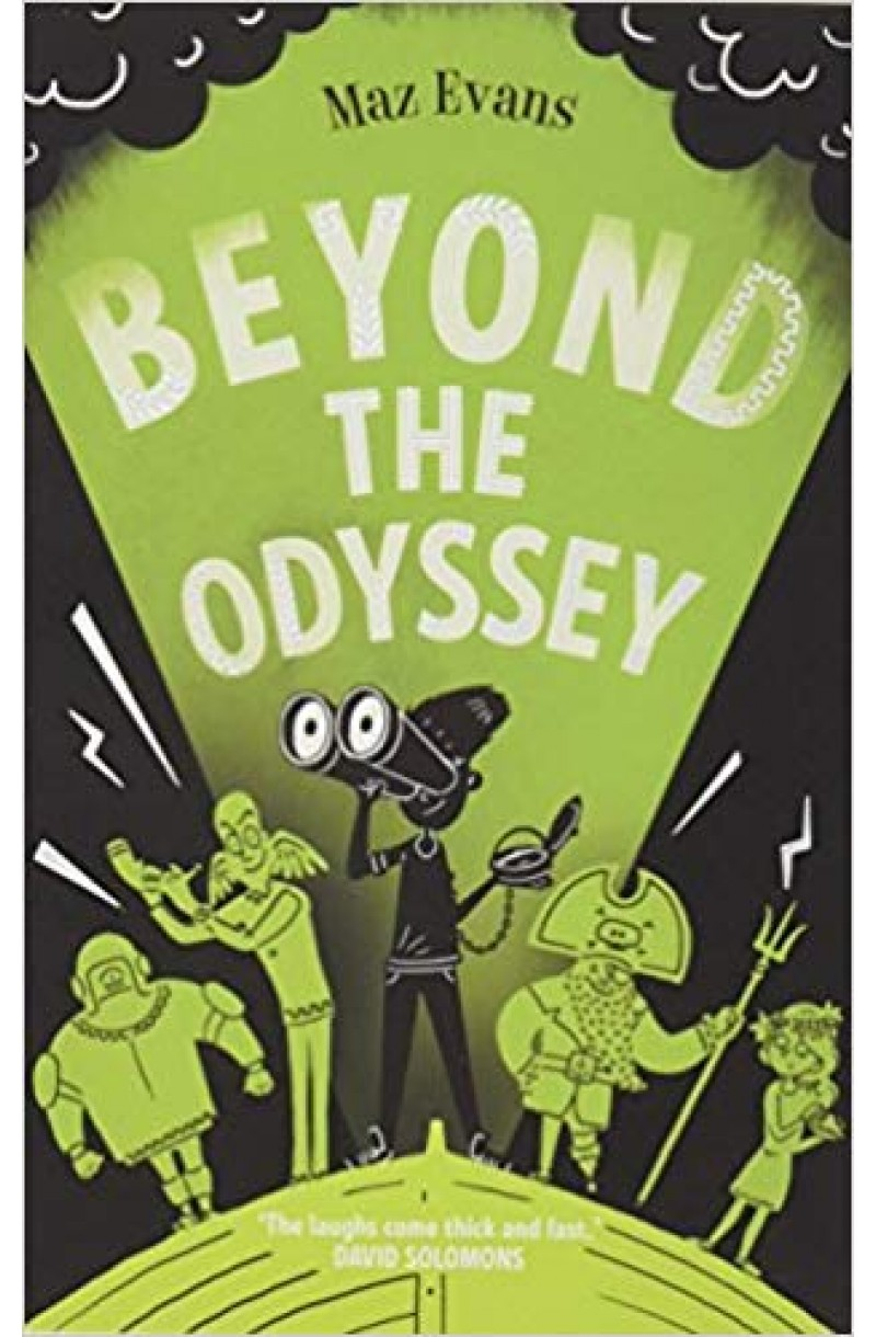Who Let the Gods Out?: Beyond the Odyssey