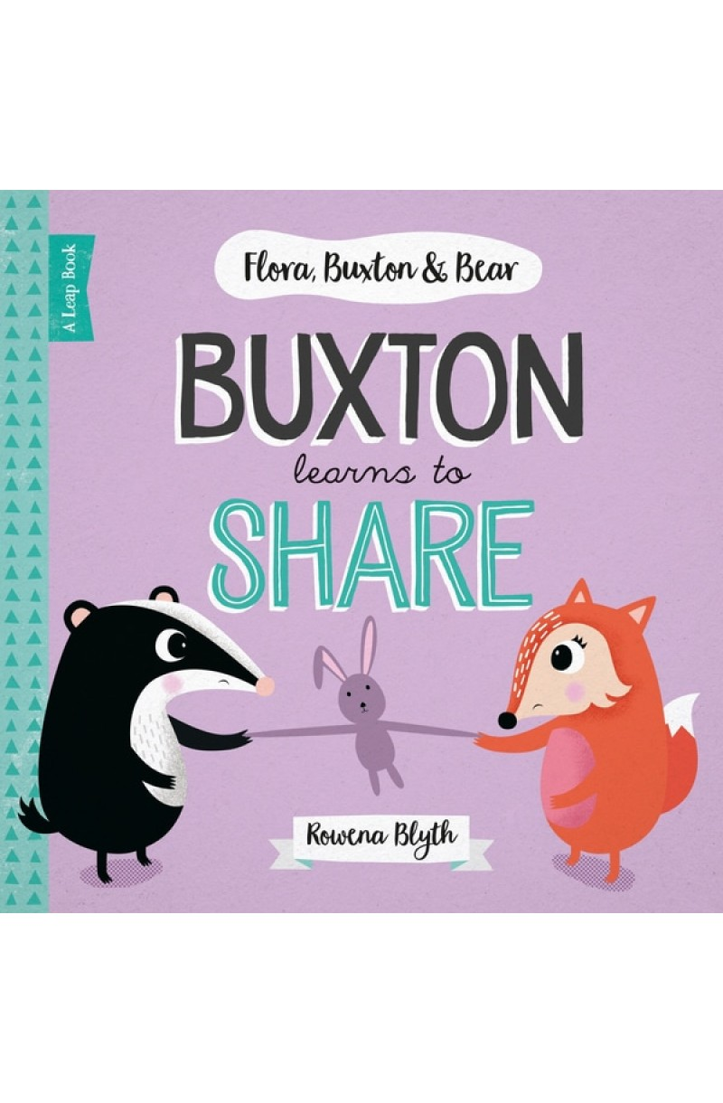 Buxton Learns To Share