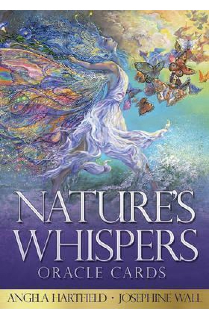 Nature's Whispers Oracle Card