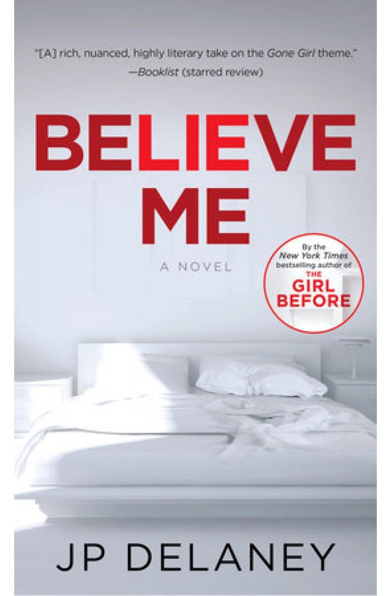 Believe Me (format be buzunar) - US