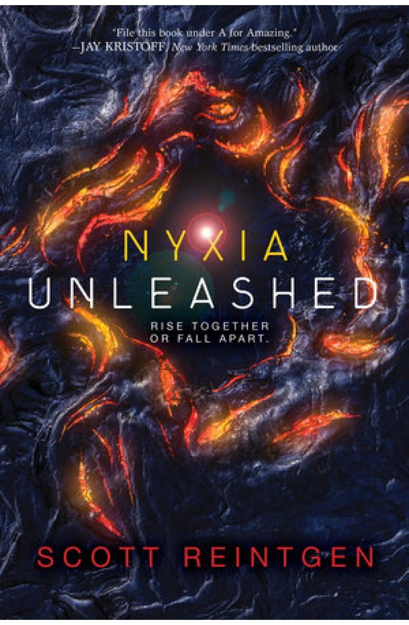 Nyxia Unleashed: Nyxia Triade 2