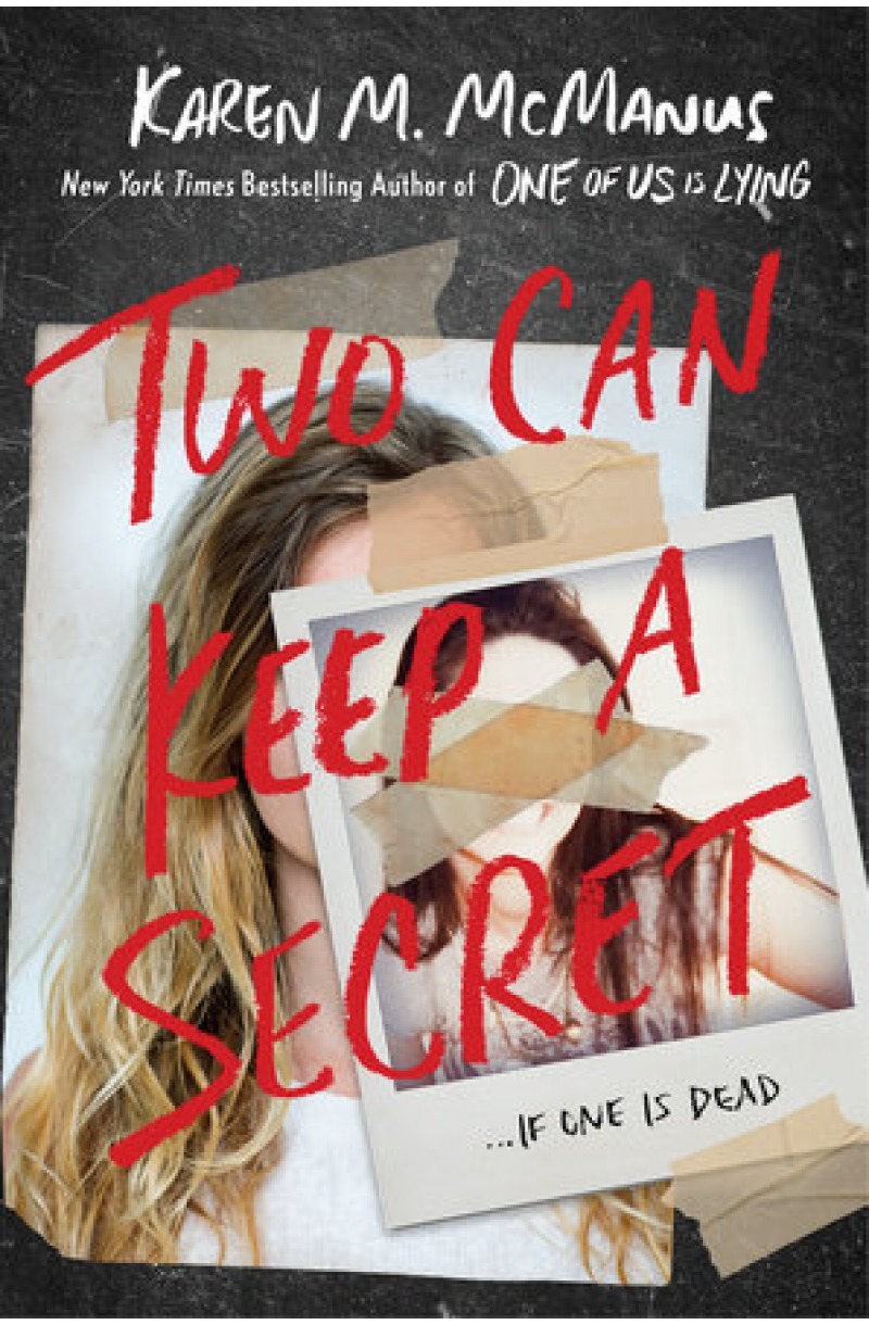 Two Can Keep a Secret (US edition)