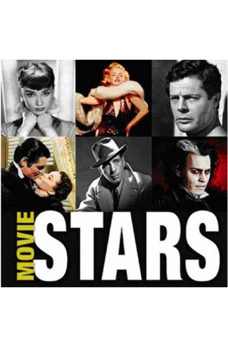 Movie Stars Cubebook
