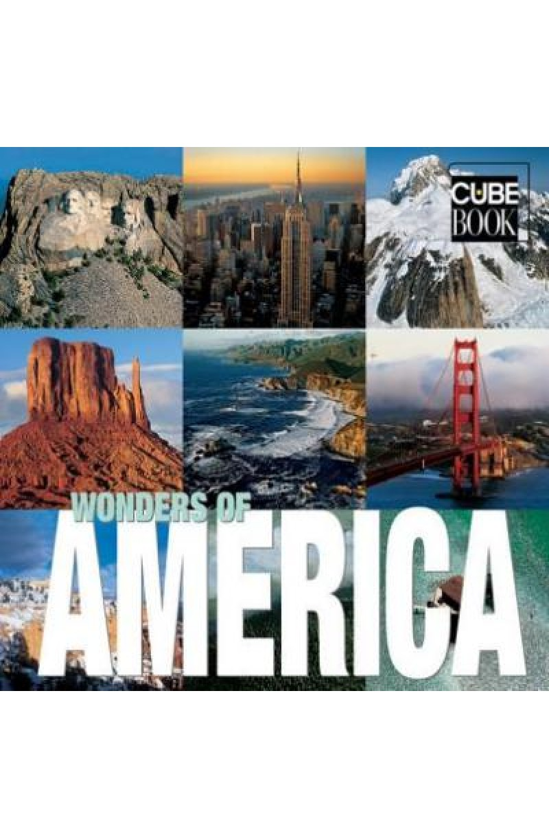 Wonders of America Cubebook