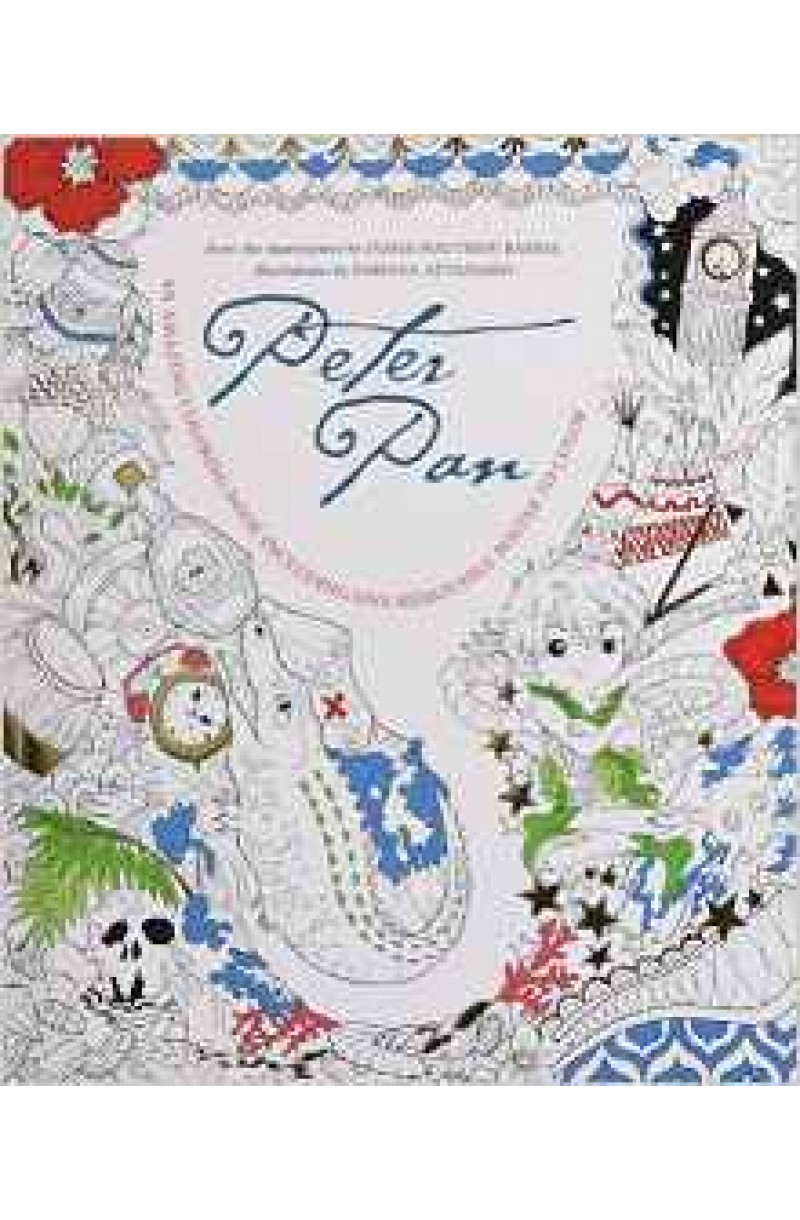 Peter Pan: Colouring Book
