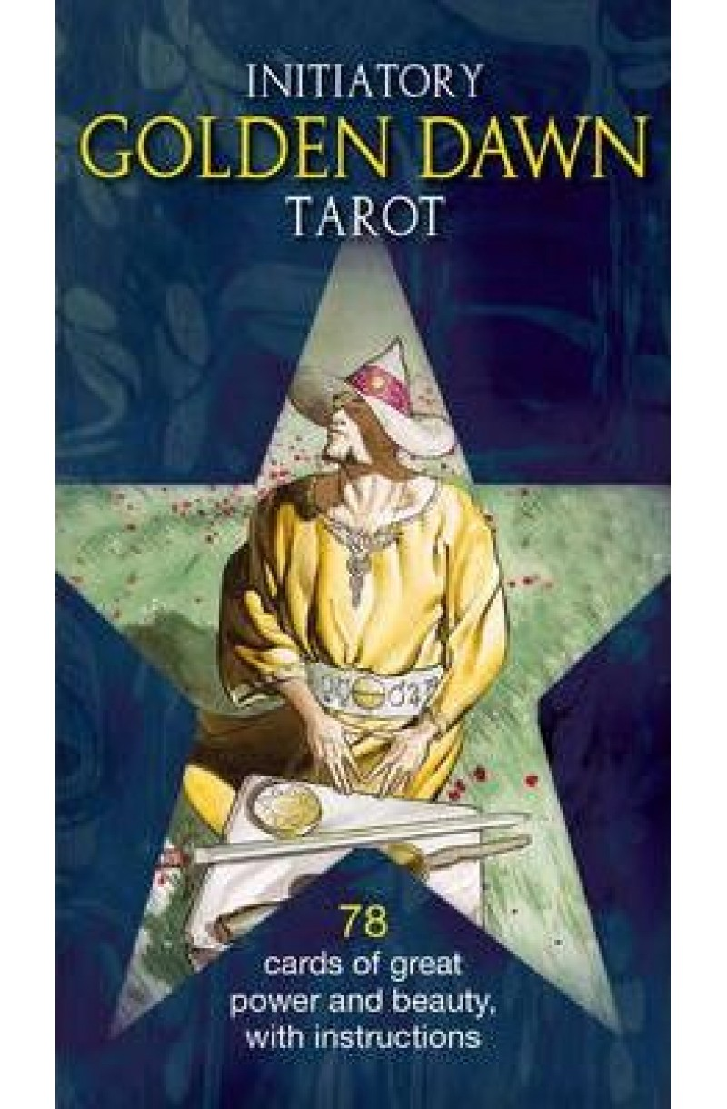 Initiatory Tarot Of The Golden Dawn