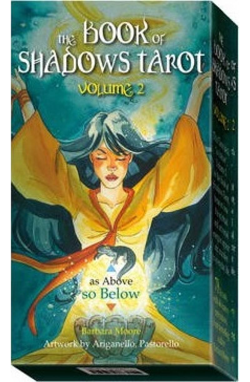 Book Of Shadows Tarot Vol 2