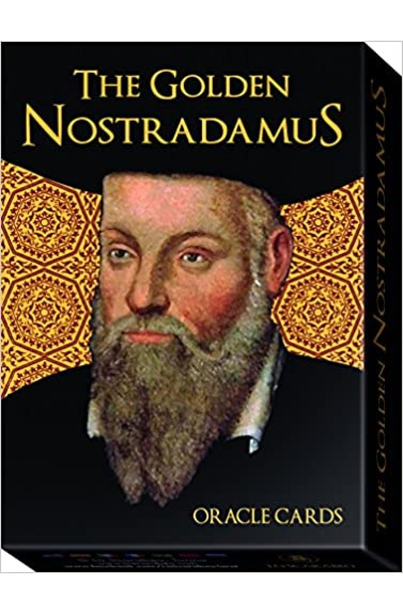 Golden Nostradamus Oracle